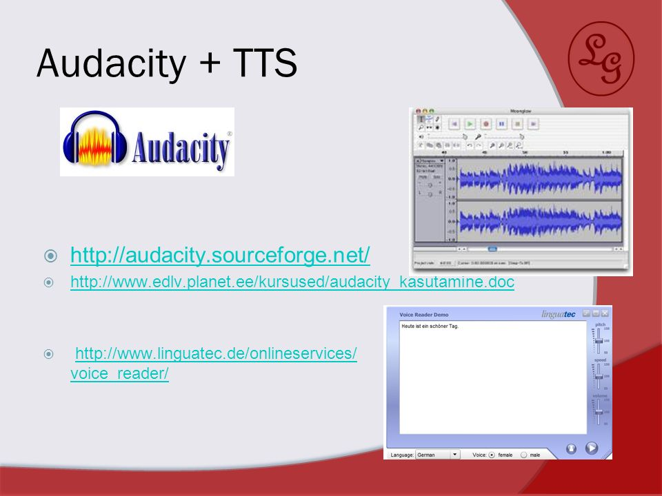 Audacity + TTS http://audacity.sourceforge.net/