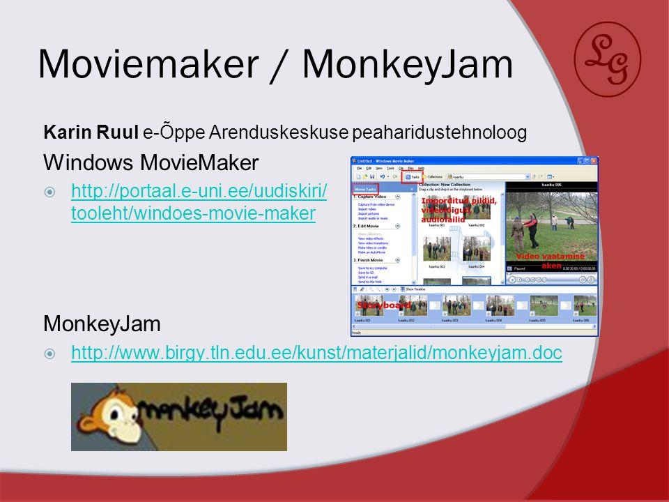 Moviemaker / MonkeyJam