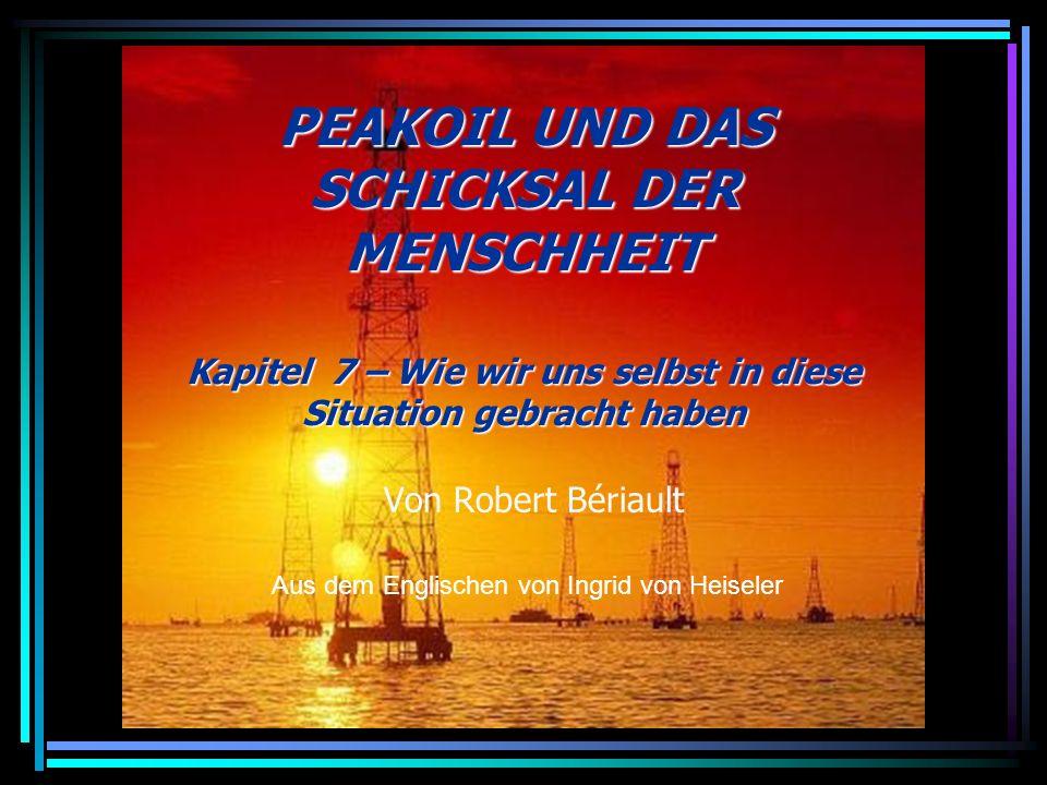 Von Robert Bériault Aus dem Englischen von Ingrid von Heiseler