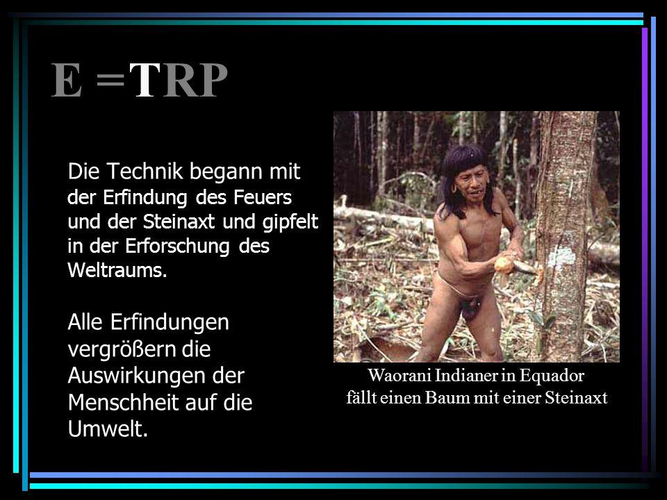 E = RP T.