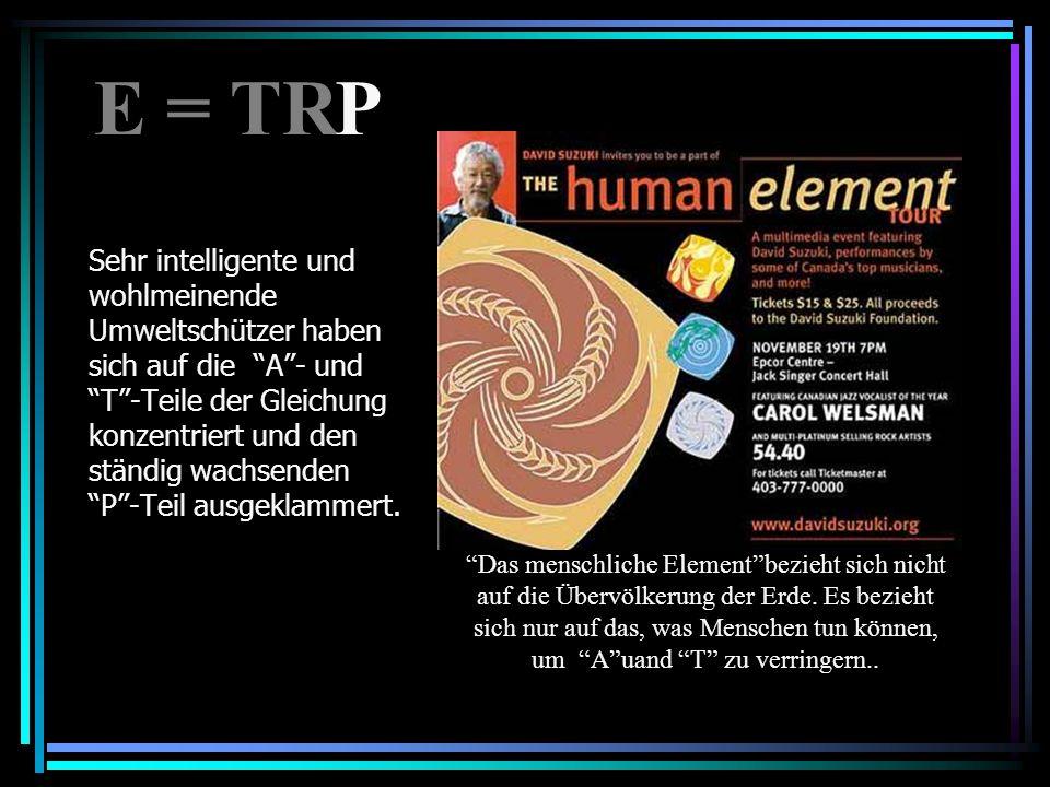 E = TR P.