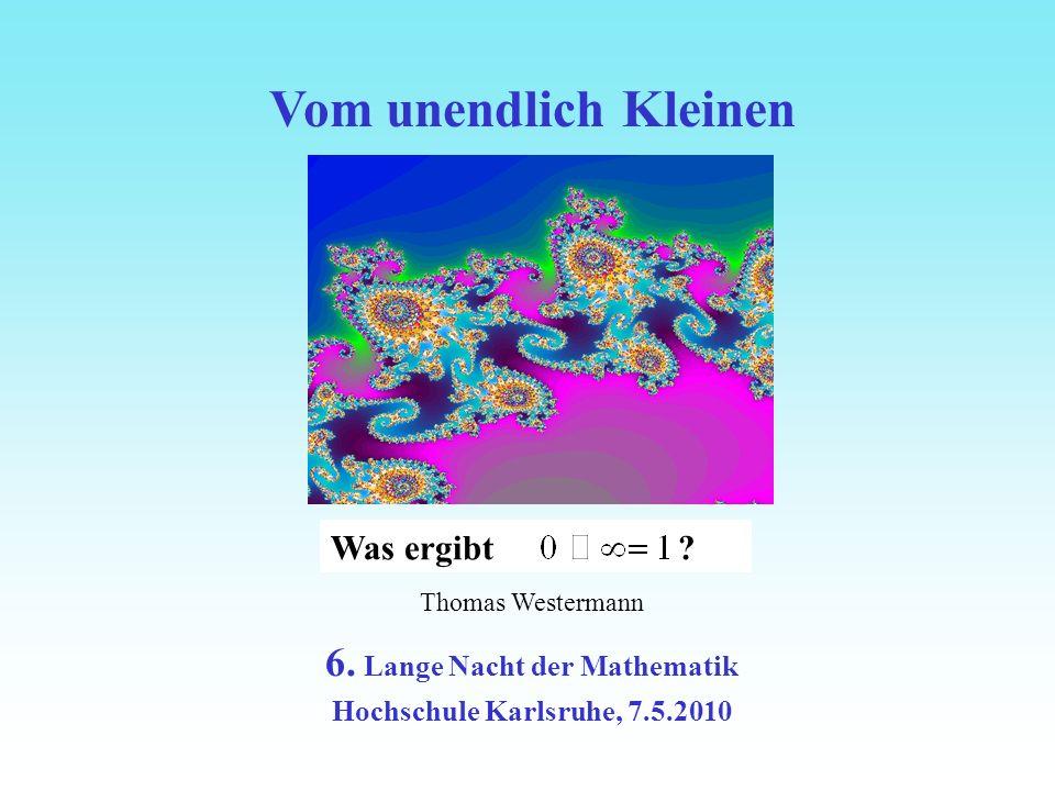 6. Lange Nacht der Mathematik