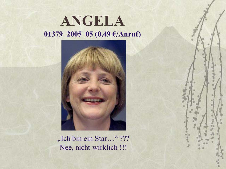 """""""Ich bin ein Star… Nee, nicht wirklich !!!"""