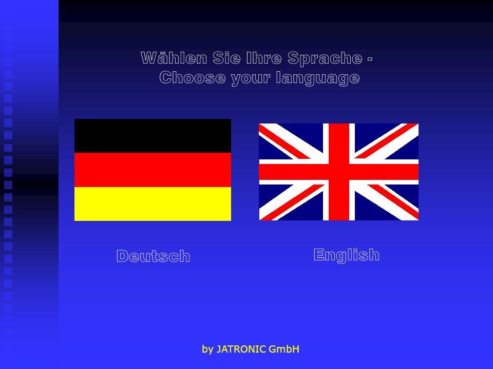 Wählen Sie Ihre Sprache -