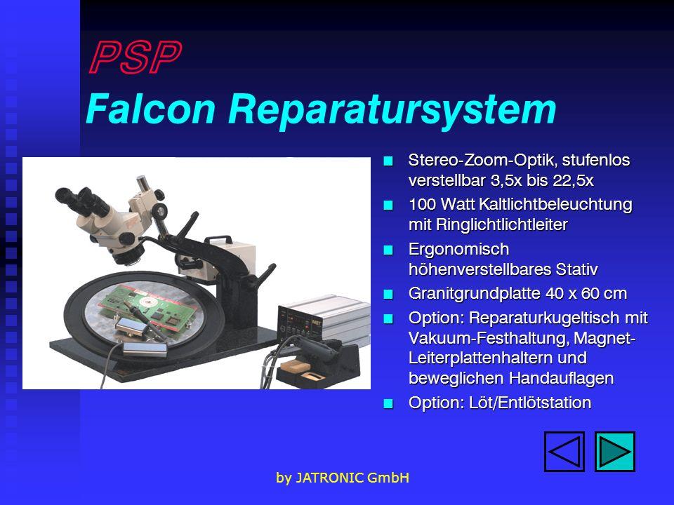 PSP Falcon Reparatursystem
