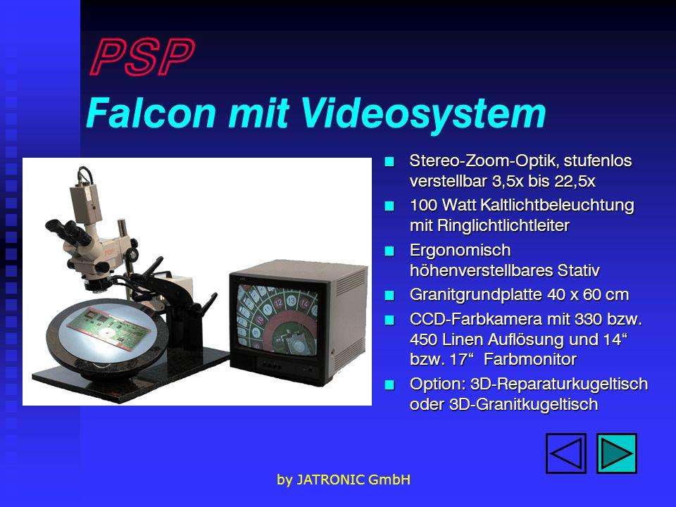 PSP Falcon mit Videosystem