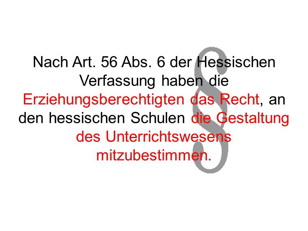 Nach Art. 56 Abs.