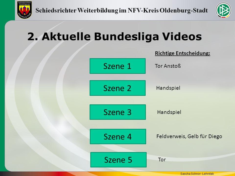 2. Aktuelle Bundesliga Videos