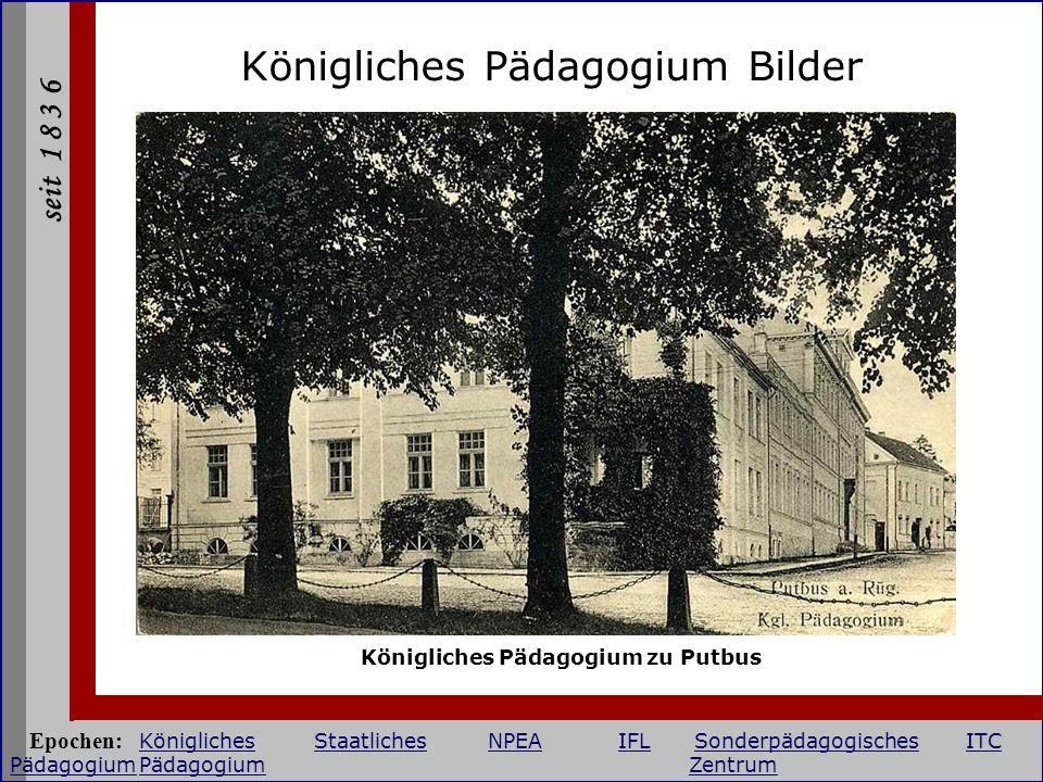 Königliches Pädagogium zu Putbus