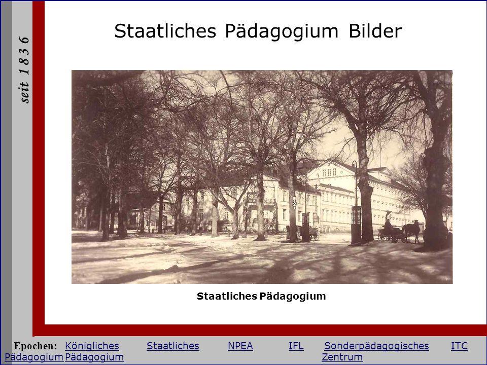 Staatliches Pädagogium