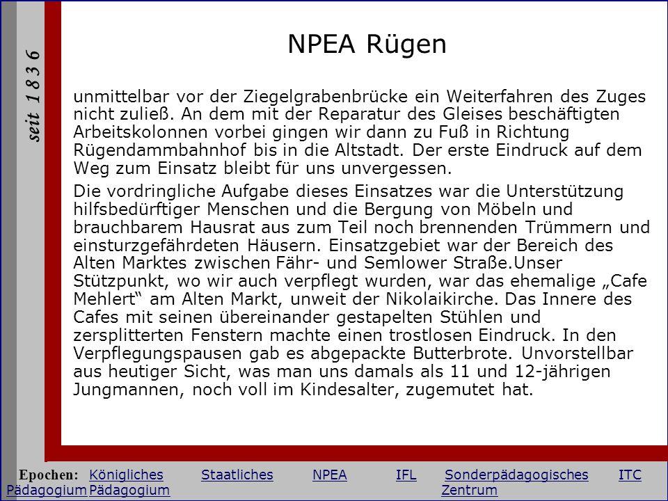 NPEA Rügen