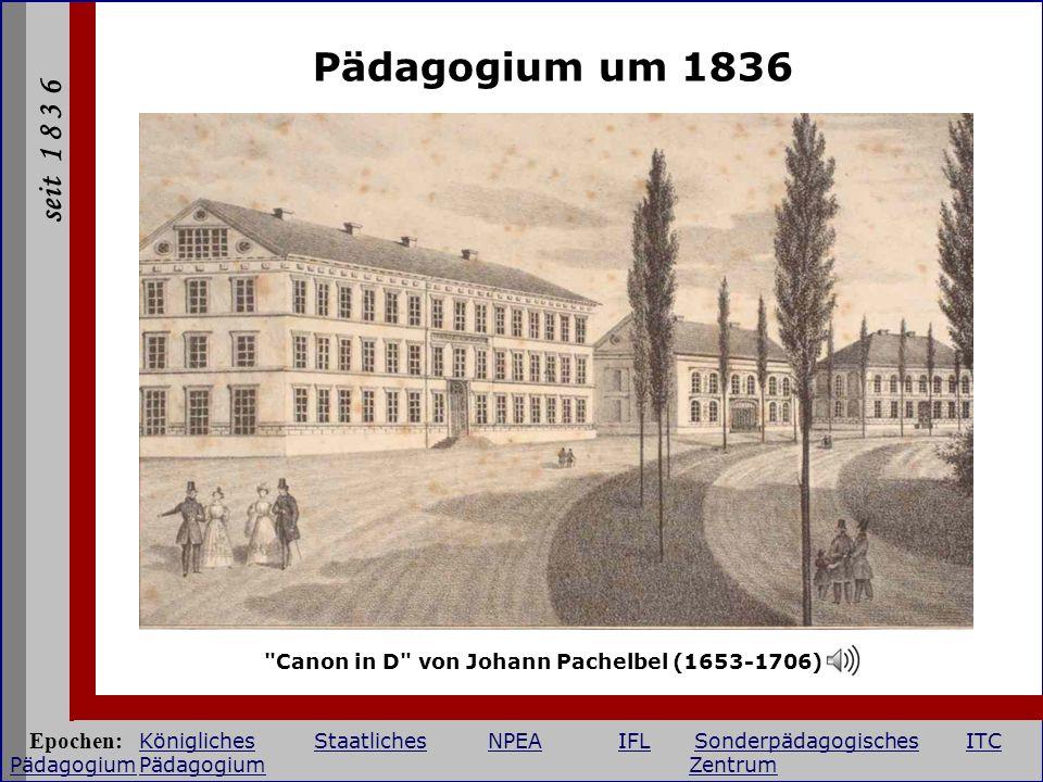 Canon in D von Johann Pachelbel (1653-1706)