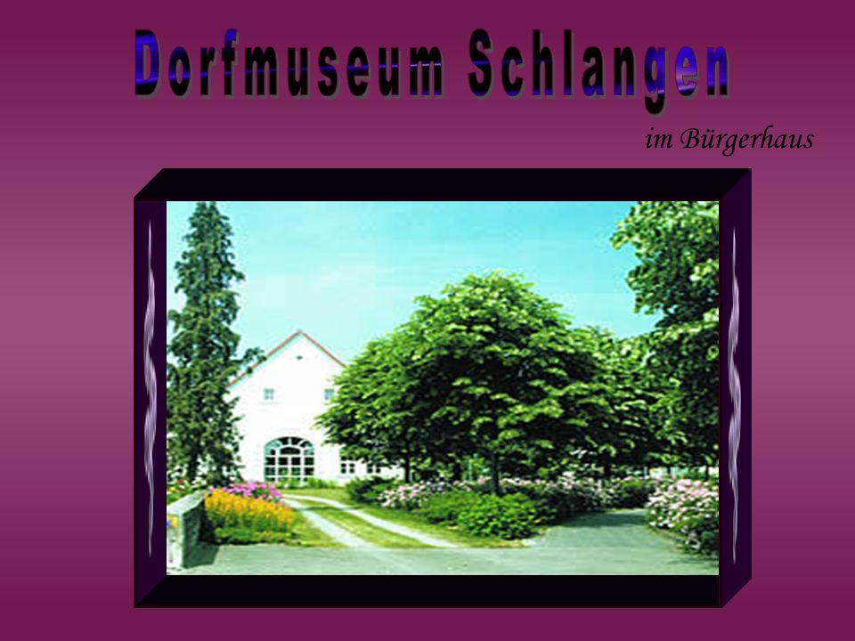 Dorfmuseum Schlangen im Bürgerhaus