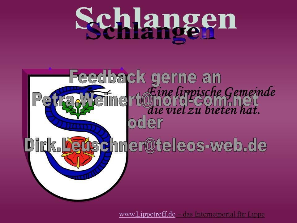 www.Lippetreff.de – das Internetportal für Lippe