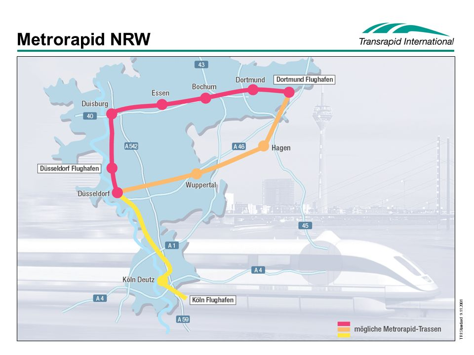 Metrorapid NRW