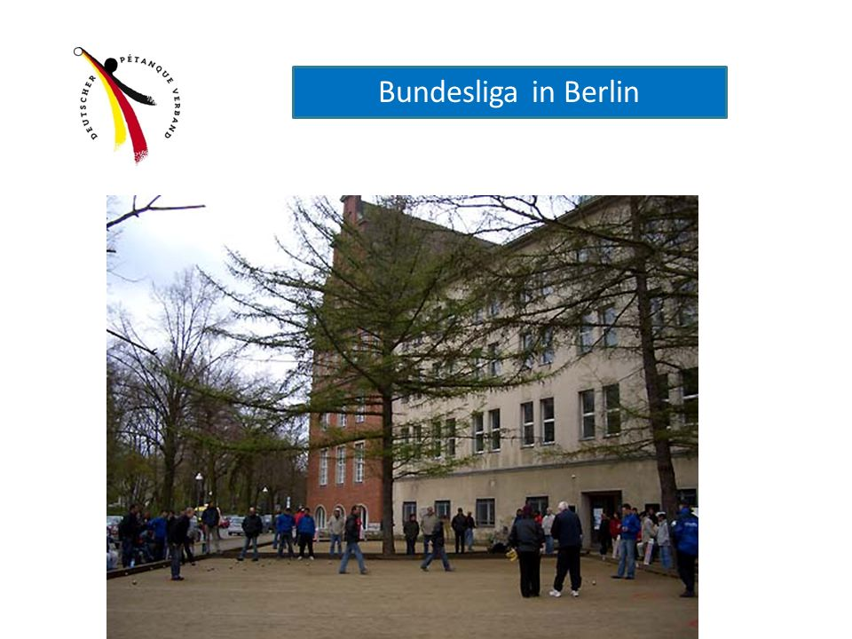 Bundesliga in Berlin