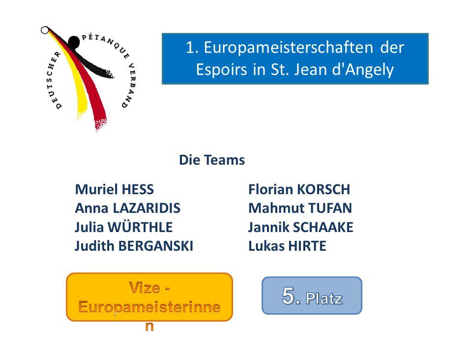 Vize - Europameisterinnen