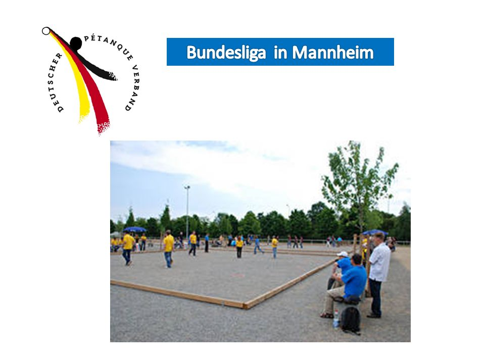Bundesliga in Mannheim