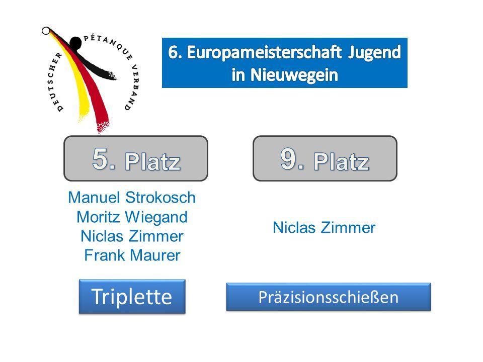 6. Europameisterschaft Jugend in Nieuwegein