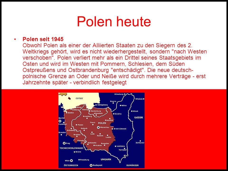 Polen heute