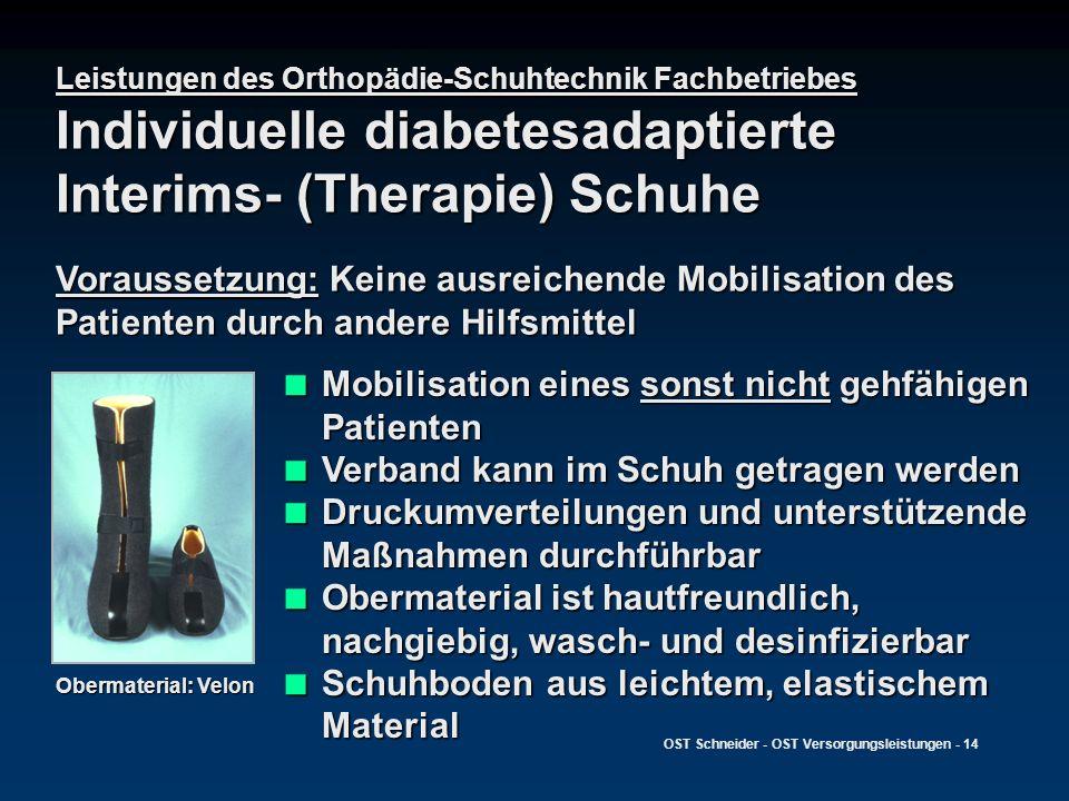 Mobilisation eines sonst nicht gehfähigen Patienten