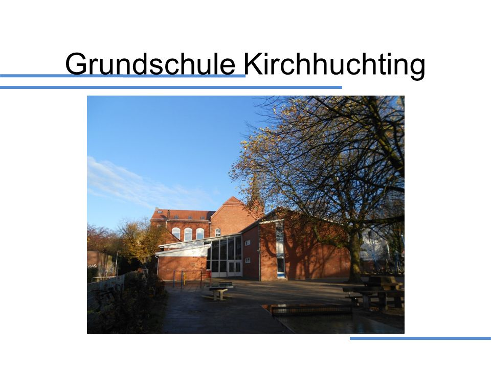 Grundschule Kirchhuchting