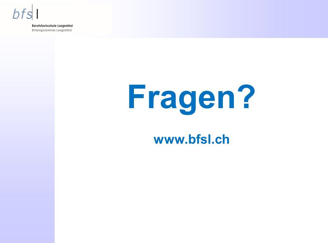 Fragen www.bfsl.ch