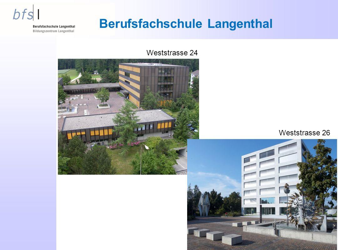Berufsfachschule Langenthal