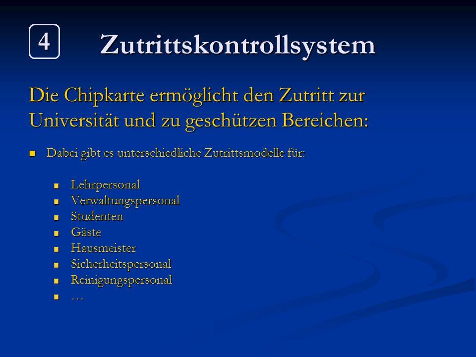 Zutrittskontrollsystem