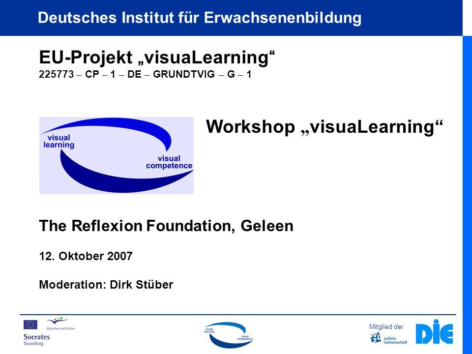 "EU-Projekt ""visuaLearning"
