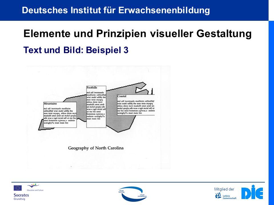 Elemente und Prinzipien visueller Gestaltung
