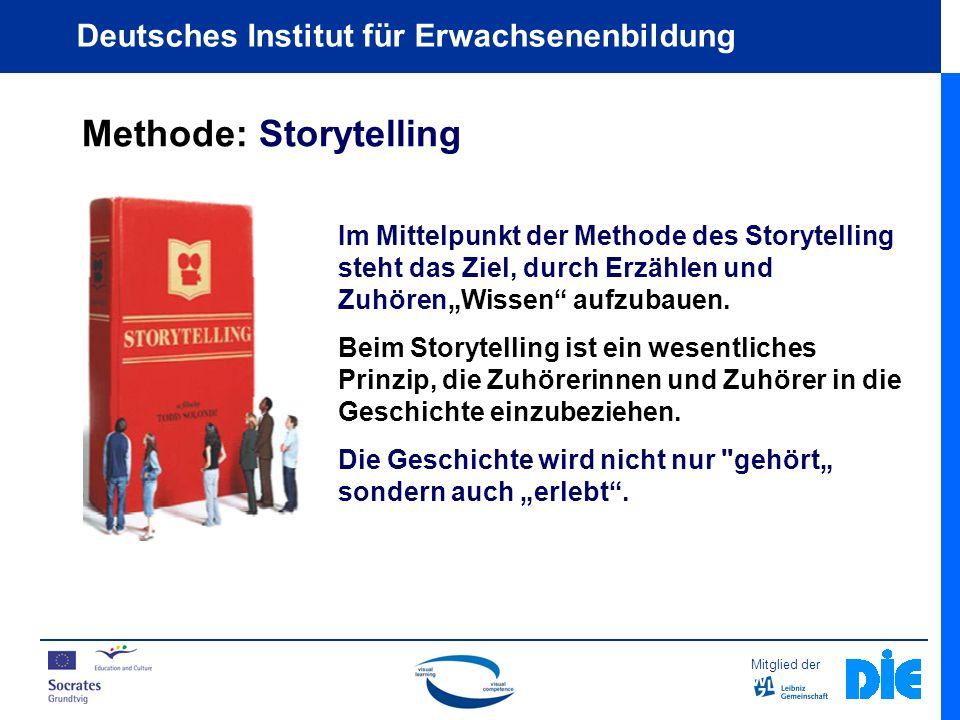 Methode: Storytelling