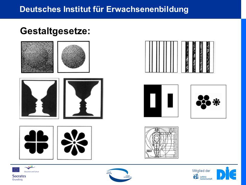 Gestaltgesetze: