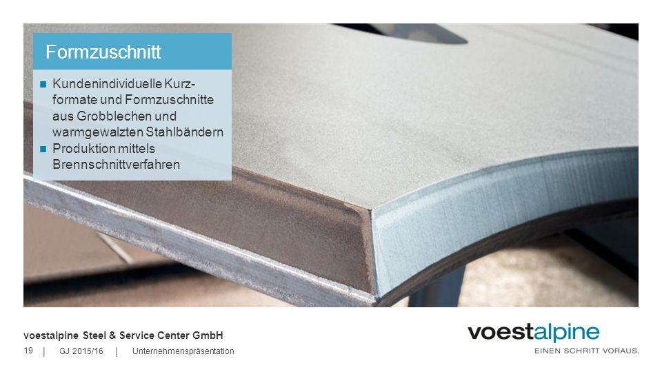 Formzuschnitt Kundenindividuelle Kurz-formate und Formzuschnitte aus Grobblechen und warmgewalzten Stahlbändern.