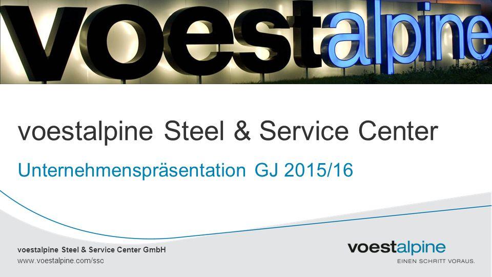 voestalpine Steel & Service Center