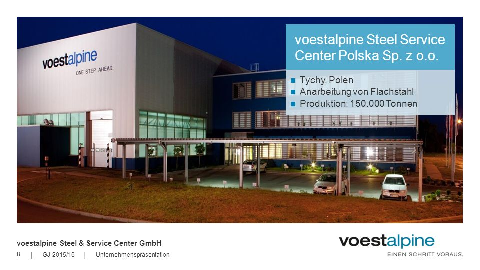 voestalpine Steel Service Center Polska Sp. z o.o.