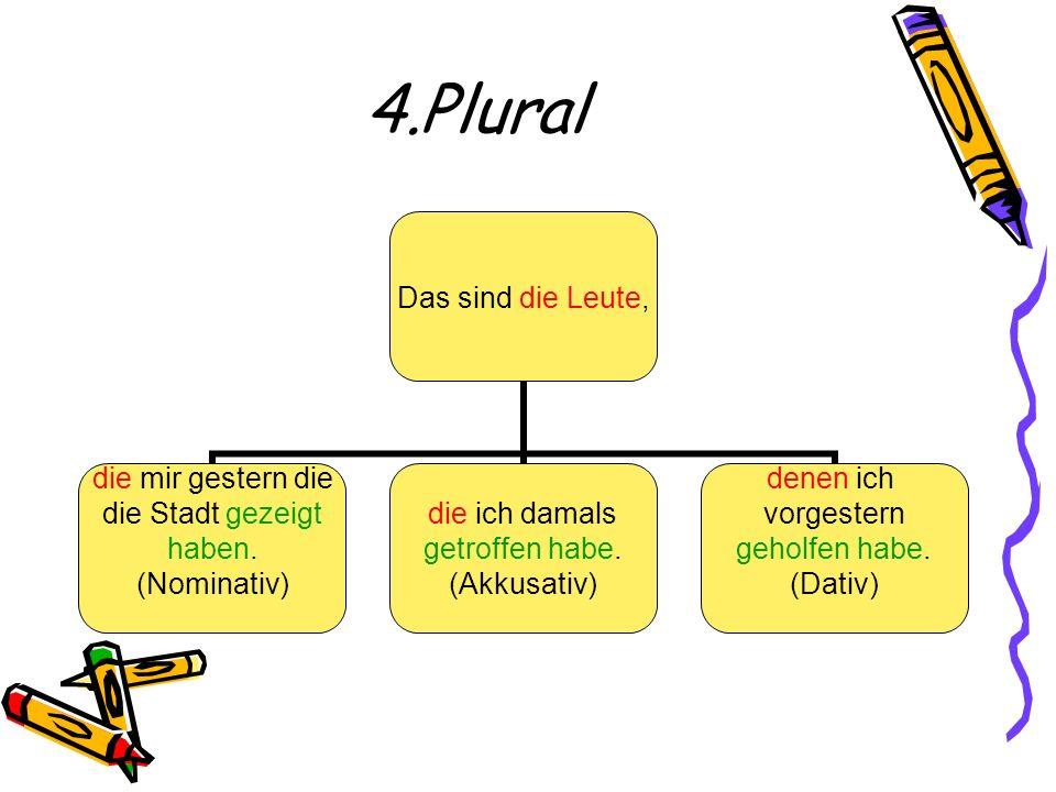 4.Plural