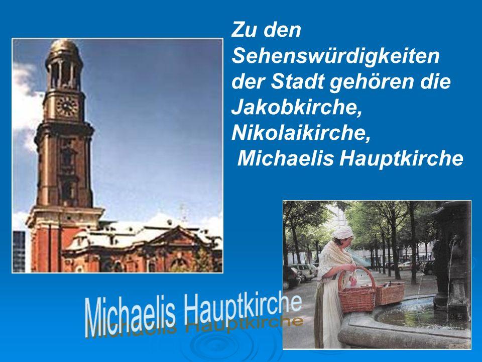 Michaelis Hauptkirche