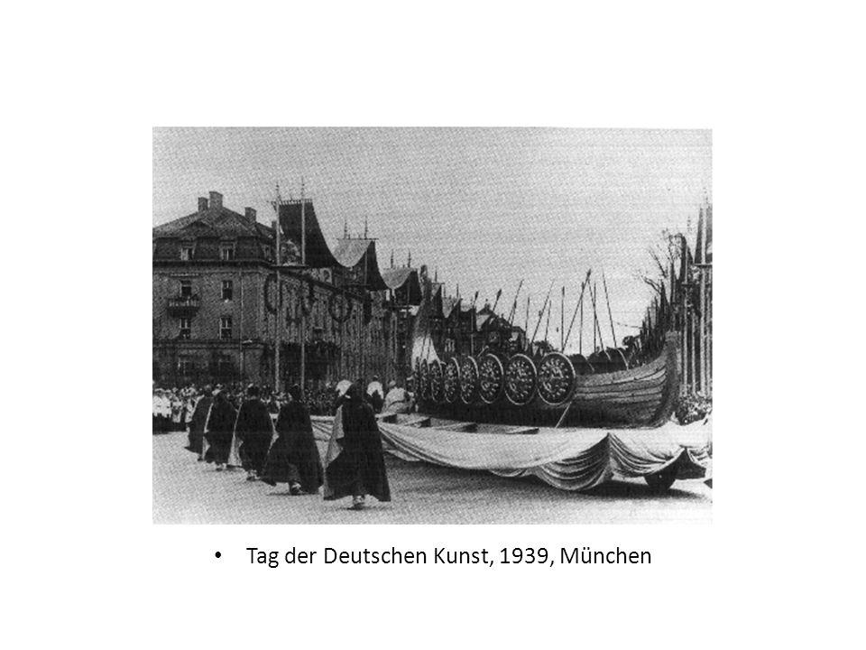 Tag der Deutschen Kunst, 1939, München