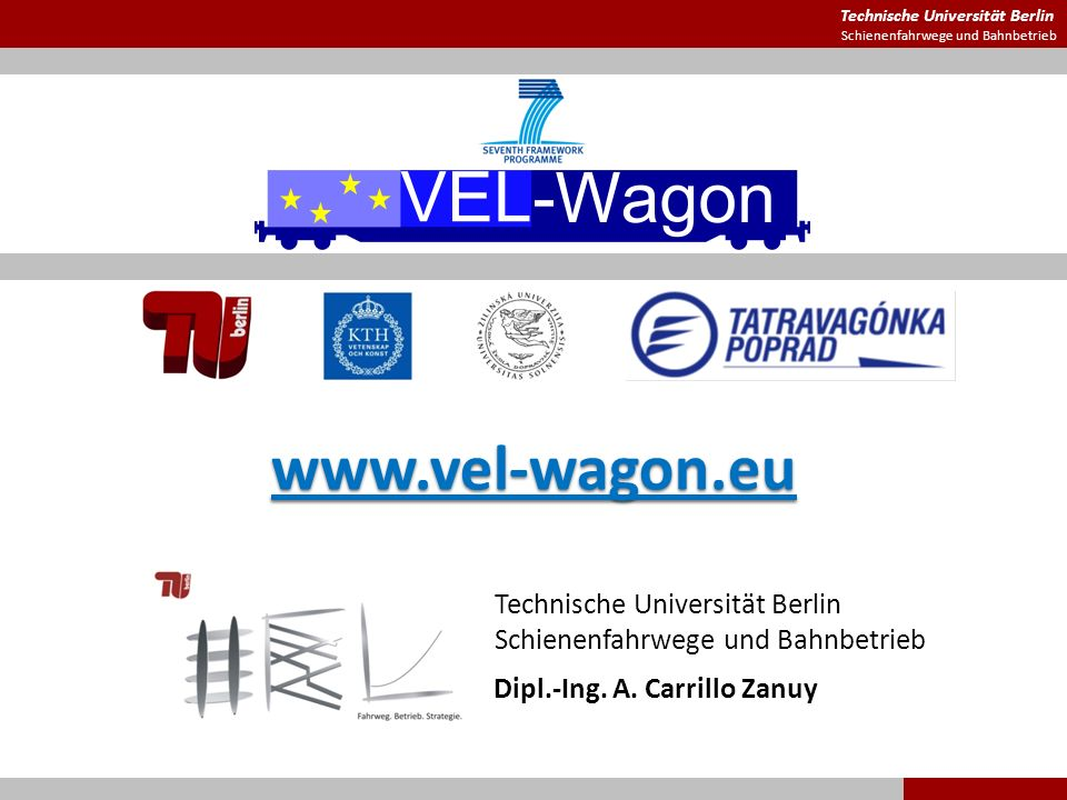 www.vel-wagon.eu Dipl.-Ing. A. Carrillo Zanuy