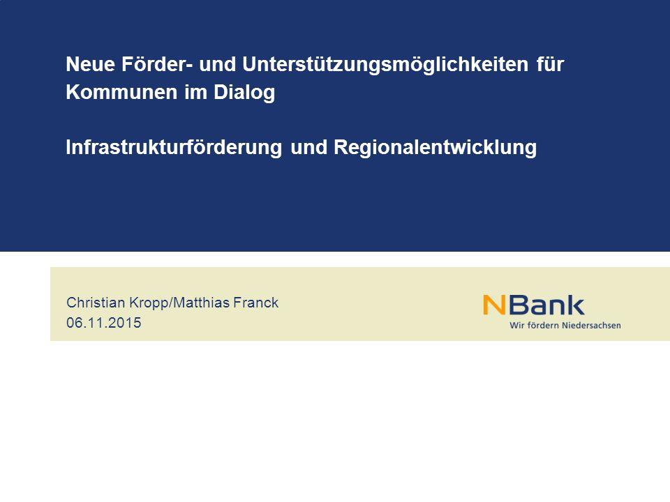 Christian Kropp/Matthias Franck 06.11.2015