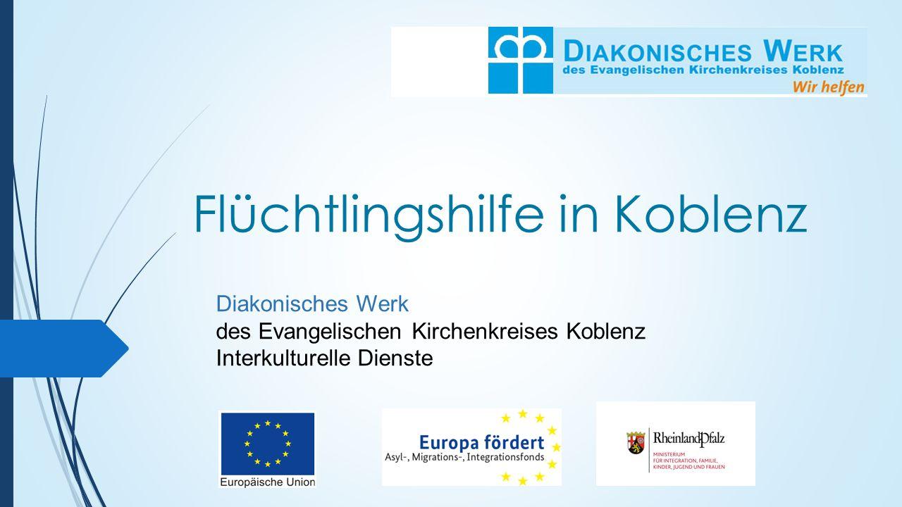 Flüchtlingshilfe in Koblenz