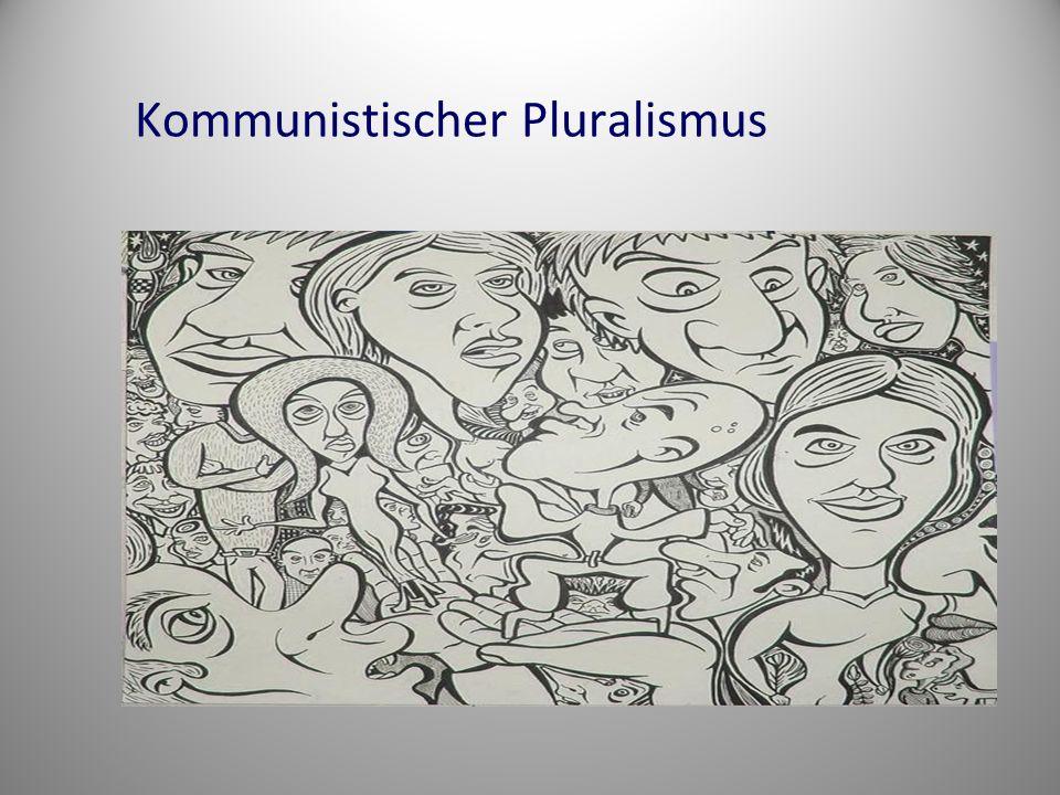 Kommunistischer Pluralismus