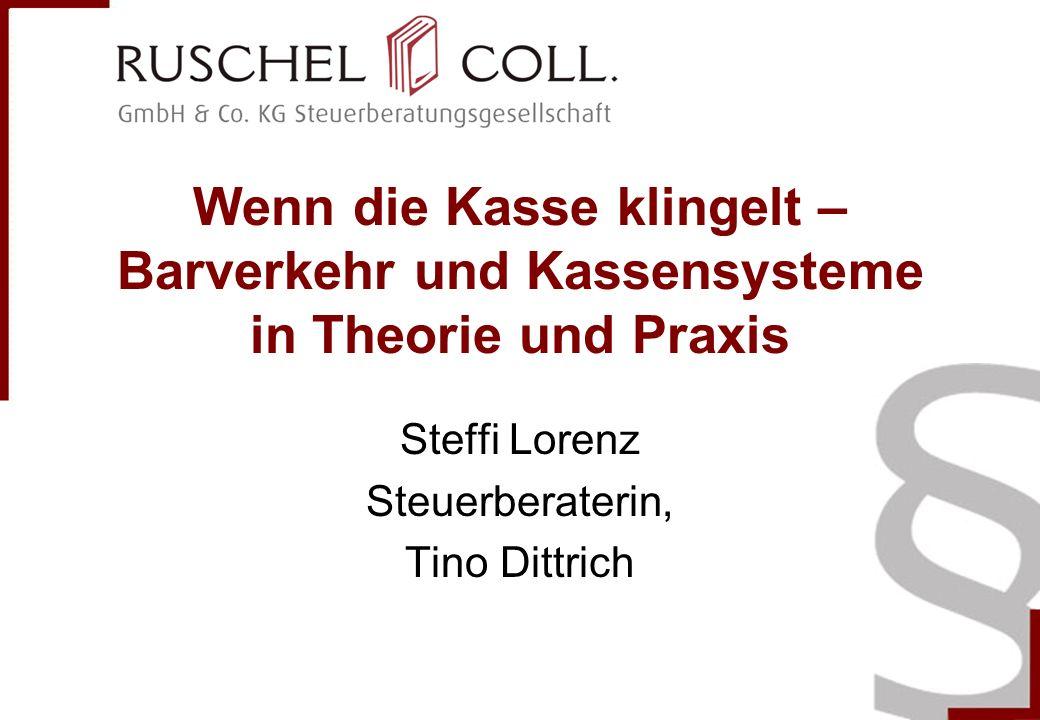 Steffi Lorenz Steuerberaterin, Tino Dittrich