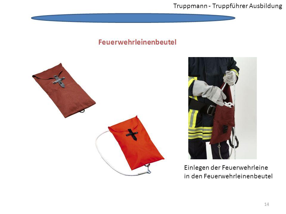 Feuerwehrleinenbeutel