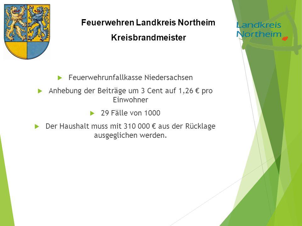 Feuerwehrunfallkasse Niedersachsen