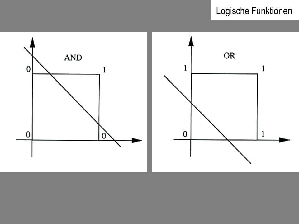 Logische Funktionen
