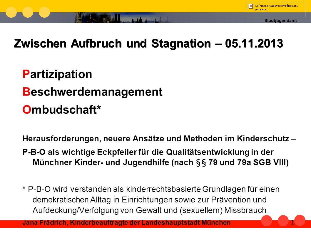 Zwischen Aufbruch und Stagnation – 05.11.2013