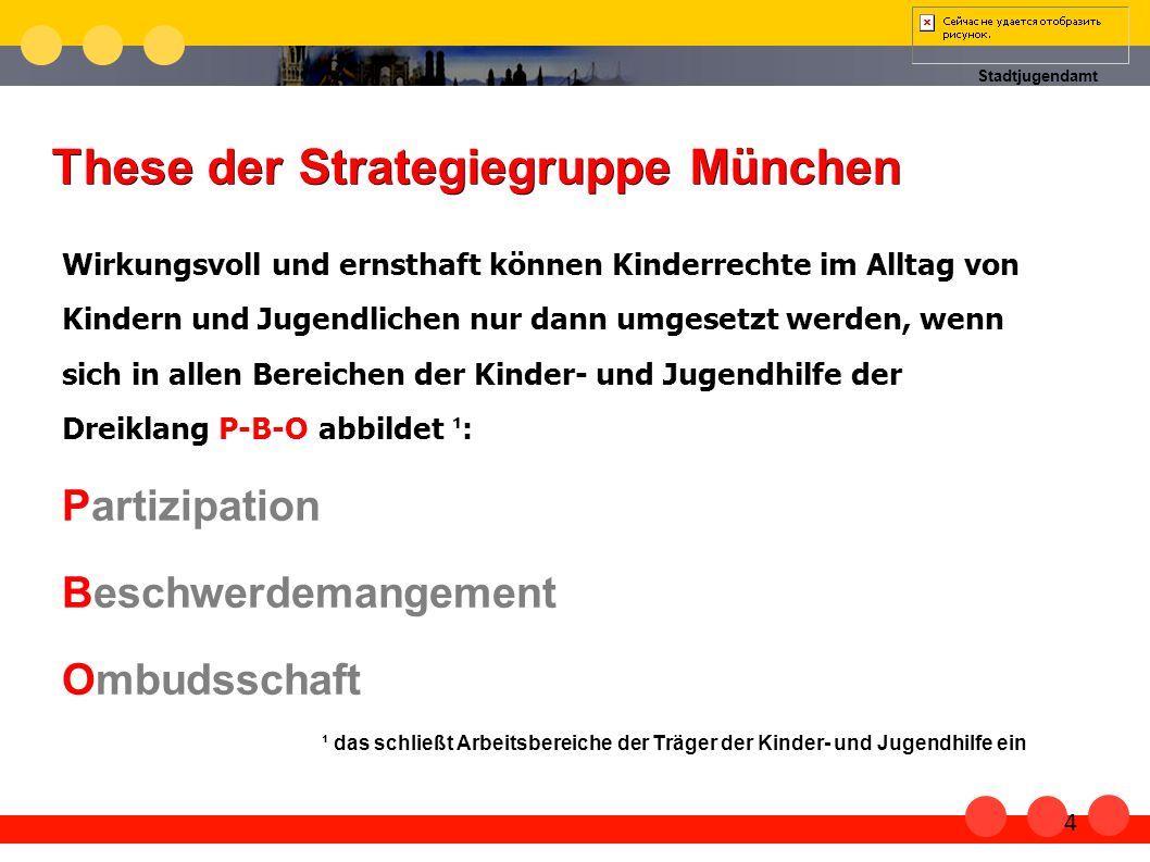 These der Strategiegruppe München