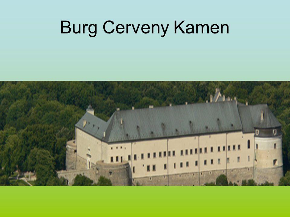 Burg Cerveny Kamen